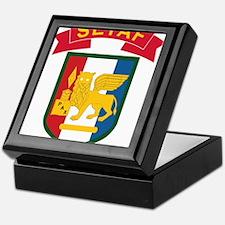 Southern European Task Force (SETAF). Keepsake Box