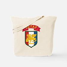 Southern European Task Force (SETAF).png Tote Bag