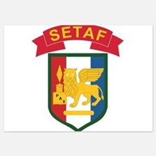 Southern European Task Force (SETAF) Invitations