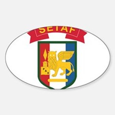 Southern European Task Force (SETAF) Decal