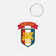 Southern European Task Force (SETAF) Keychains