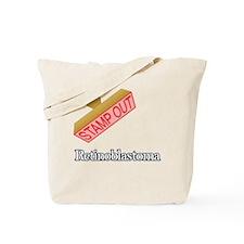 Retinoblastoma Tote Bag