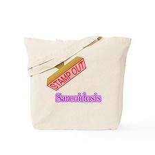 Sarcoidosis Tote Bag