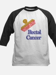 Rectal Cancer Baseball Jersey