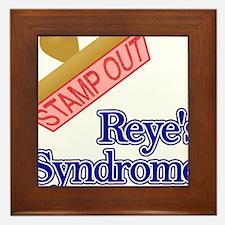 Reyes Syndrome Framed Tile