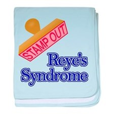 Reyes Syndrome baby blanket