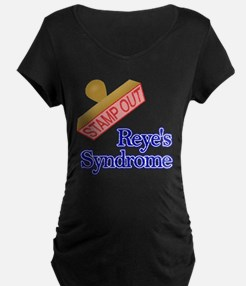 Reyes Syndrome Maternity T-Shirt