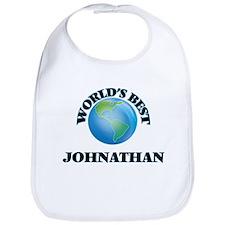 World's Best Johnathan Bib