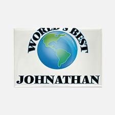 World's Best Johnathan Magnets