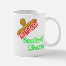 Sandhoff Disease Mugs