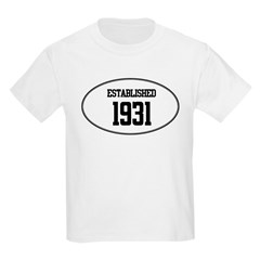 Established 1931 T-Shirt