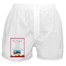 Gods Creation.png Boxer Shorts