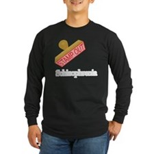 Schizophrenia Long Sleeve T-Shirt