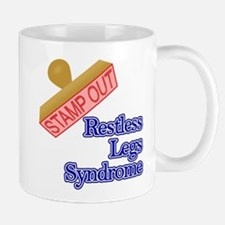 Restless Legs Syndrome Mugs