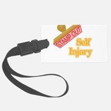 Self Injury Luggage Tag