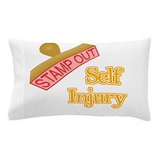 Self Injury Pillow Case