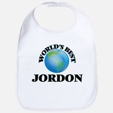 World's Best Jordon Bib