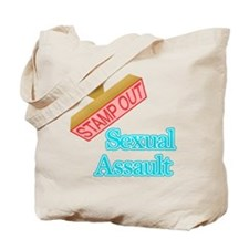 Sexual Assault Tote Bag