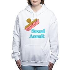 Sexual Assault Women's Hooded Sweatshirt