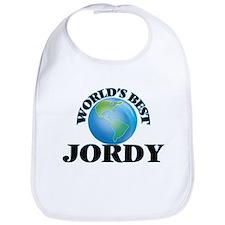 World's Best Jordy Bib