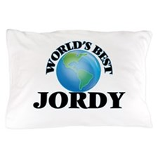 World's Best Jordy Pillow Case