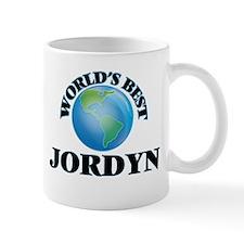 World's Best Jordyn Mugs