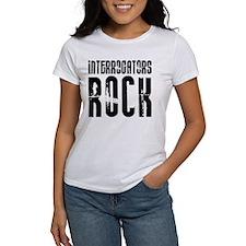 Interrogators Rock Tee