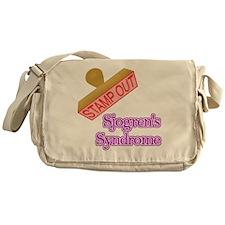 Sjogrens Syndrome Messenger Bag