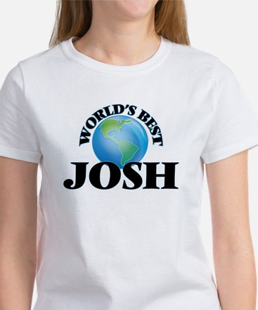 World's Best Josh T-Shirt