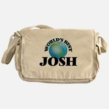 World's Best Josh Messenger Bag