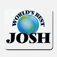 World's Best Josh Mousepad