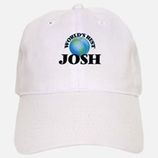 World's Best Josh Baseball Baseball Cap