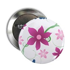 """World's Greatest Aunt (Flow 2.25"""" Button (10 pack)"""