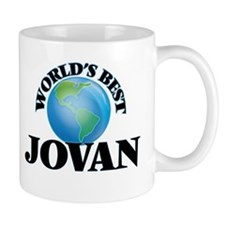 World's Best Jovan Mugs