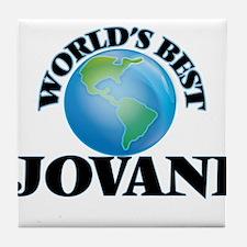 World's Best Jovani Tile Coaster