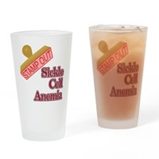 Sickle Cell Anemia Drinking Glass