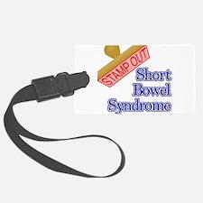 Short Bowel Syndrome Luggage Tag