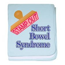 Short Bowel Syndrome baby blanket