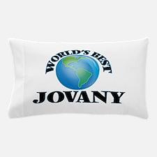 World's Best Jovany Pillow Case
