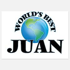 World's Best Juan Invitations