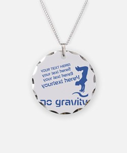 Skater No Gravity Necklace
