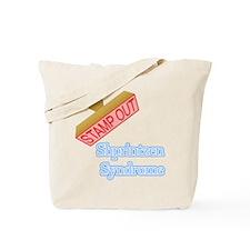 Shprintzen Syndrome Tote Bag