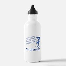 Skater No Gravity Water Bottle