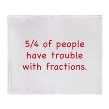 5/4 Of People Have Trouble With Fractions Stadium