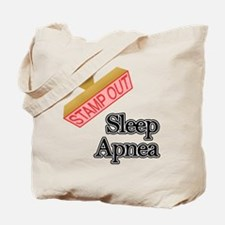 Sleep Apnea Tote Bag