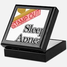 Sleep Apnea Keepsake Box