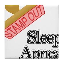 Sleep Apnea Tile Coaster