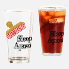 Sleep Apnea Drinking Glass