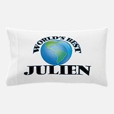 World's Best Julien Pillow Case