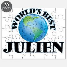 World's Best Julien Puzzle